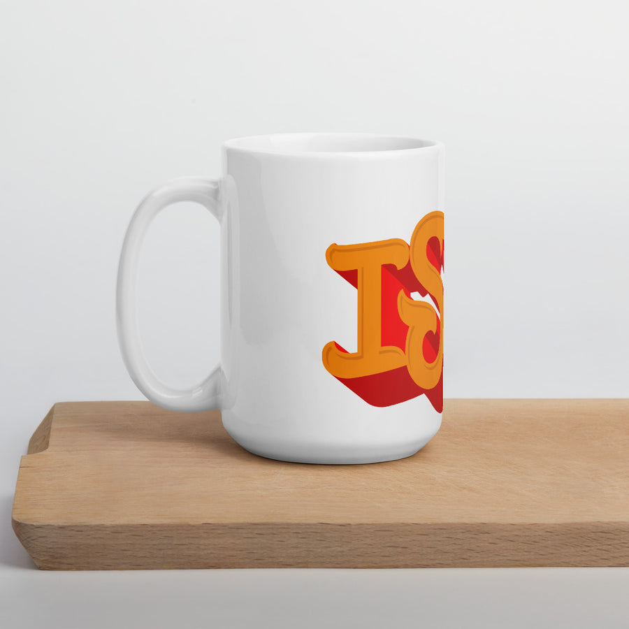 Mug ISFP art by Ivan Chua