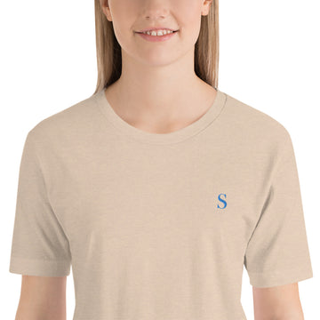 S (DISC) Short-Sleeve Unisex T-Shirt
