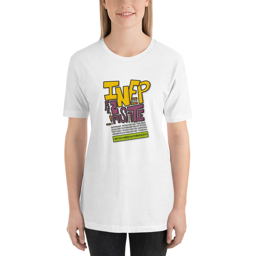 INFP  Short-Sleeve Unisex T-Shirt