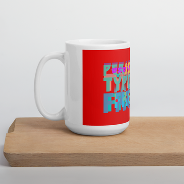Mug for the Personality Type enthusiast