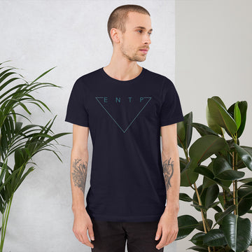 ENTP Short-Sleeve Unisex T-Shirt  design by Rio