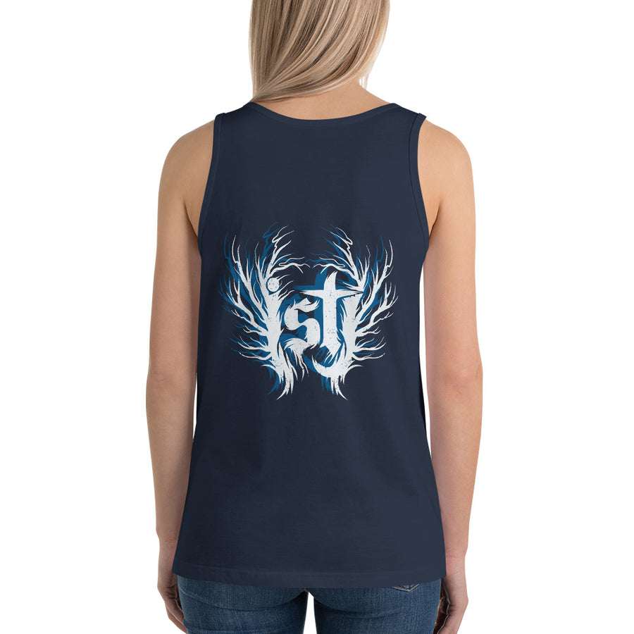 Unisex Tank Top ISTJ design by Nemphis