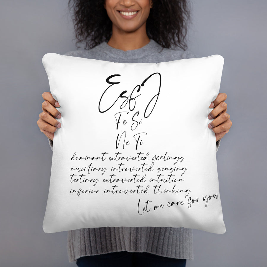 ESFJ Basic Pillow