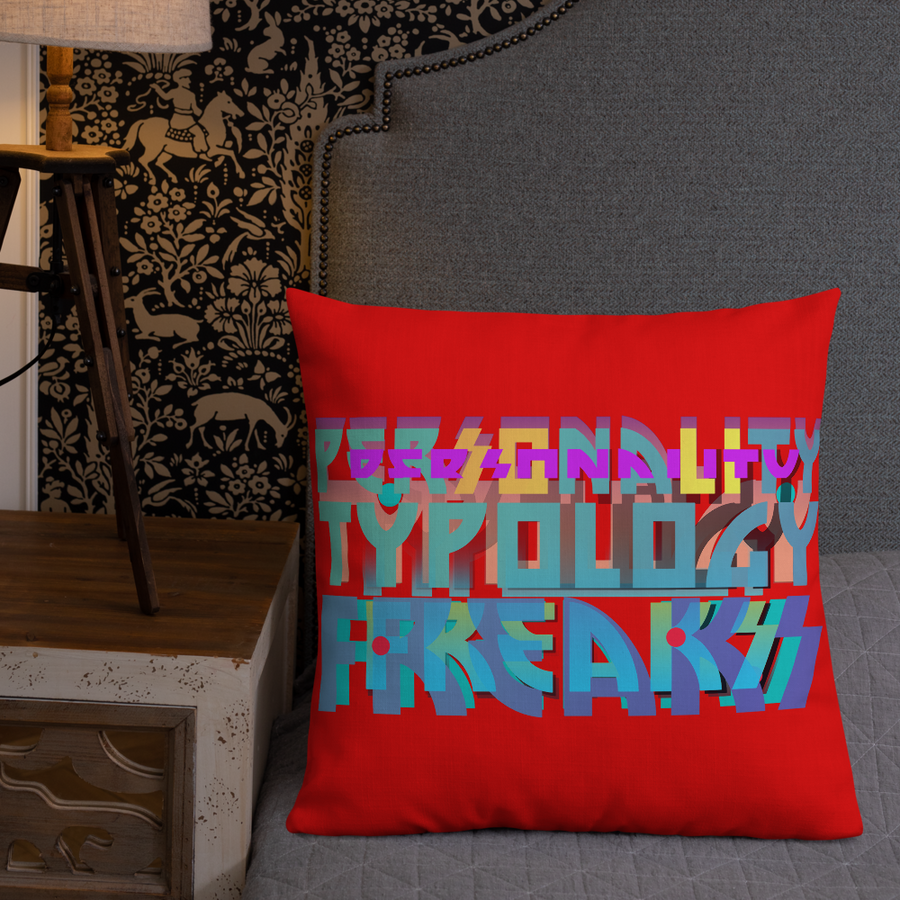 Premium Pillow for the sleepy INFJ