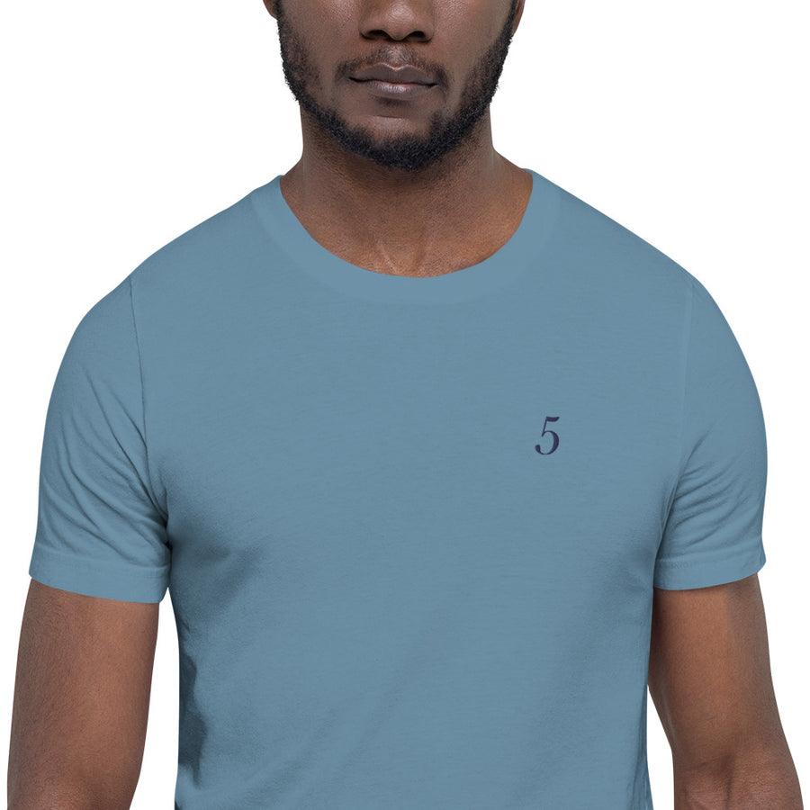 Enneagram 5 Short-Sleeve Unisex T-Shirt