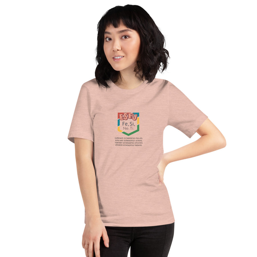 ESFJ Short-Sleeve Unisex T-Shirt