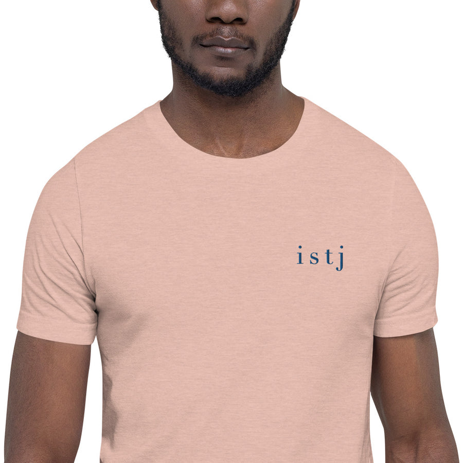 ISTJ office Short-Sleeve Unisex T-Shirt