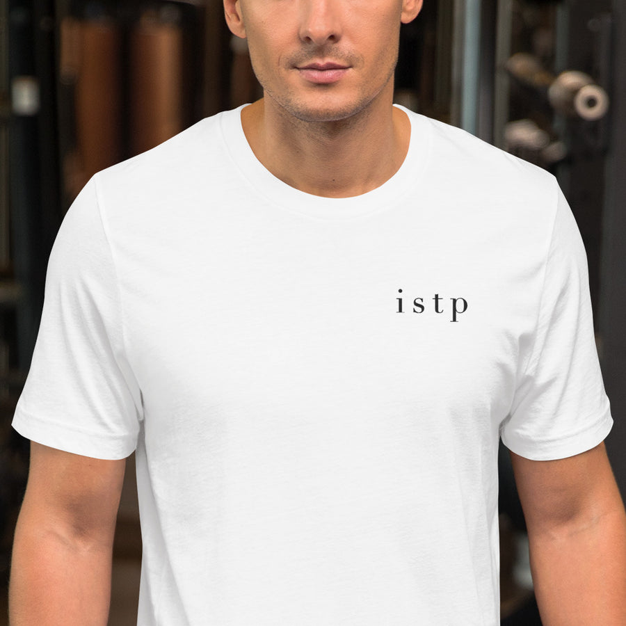 ISTP office Short-Sleeve Unisex T-Shirt