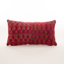 Load image into Gallery viewer, beautiful woven mayan pillow