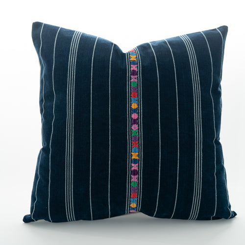 Dark Indigo Pillow Cover