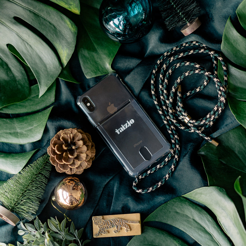 Taizjo-Rainforest-Card-Slot-Phone-Sling-Case