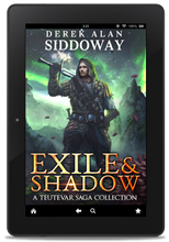 Load image into Gallery viewer, Exile & Shadow: Teutevar Saga Starter Set