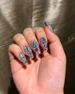 Iced Out Nail Set - idyllean