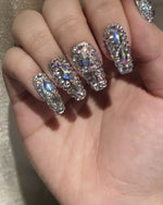 Iced Out Nail Set