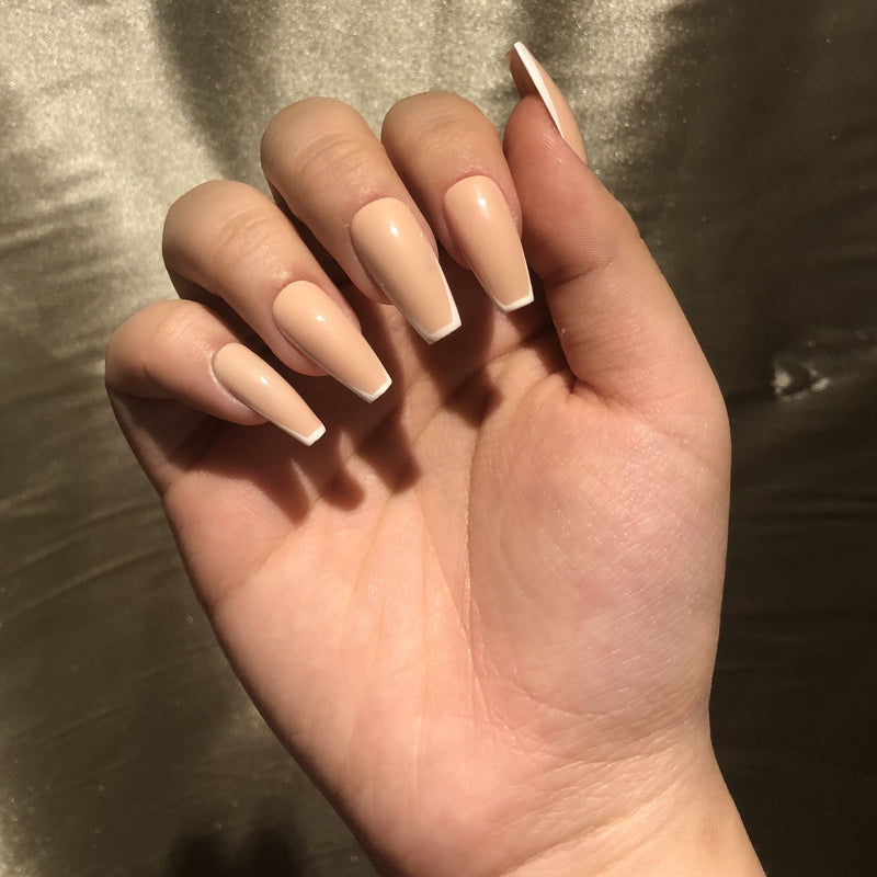 French Outline Nail Set - idyllean