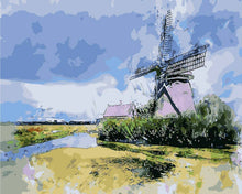 Load image into Gallery viewer, Springtime Windmill