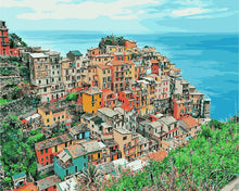 Load image into Gallery viewer, Cinque Terre, Italy