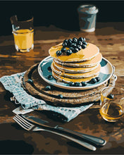 Load image into Gallery viewer, Blueberry Pancakes