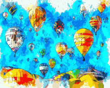 Load image into Gallery viewer, Hot Air Balloon Festival