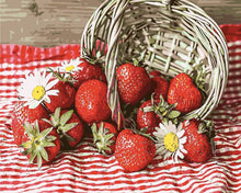 Load image into Gallery viewer, Strawberries and Daisies