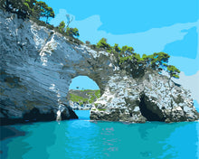Load image into Gallery viewer, Mediterranean Natural Arch