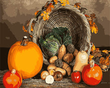 Load image into Gallery viewer, Thanksgiving Cornucopia