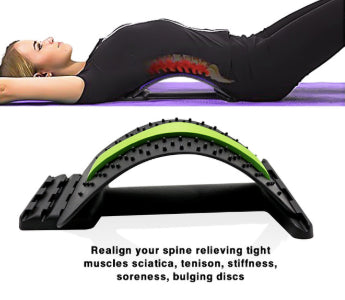 Curved Fitness Mat