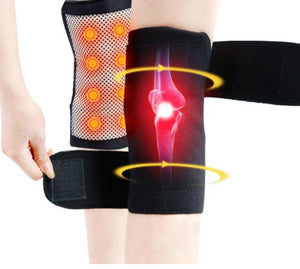 Self Heating Knee Pad with Tourmaline