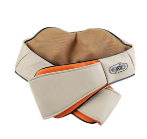 Cordless Kneading Massager with Soothing Heat