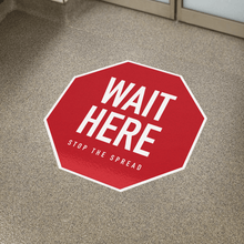 Load image into Gallery viewer, Floor Graphics - Awareness Signage