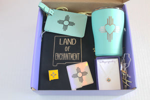 Land of Enchantment New Mexico themed Gift Box For Women