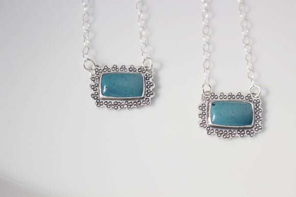 Leland Blue Galentine's Day Necklace Set
