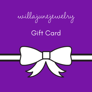 willajunejewelry gift card