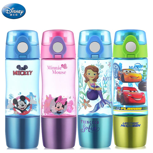 Disney Cartoon Water Bottles