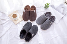Load image into Gallery viewer, Unisex Memory Foam Clog Slippers
