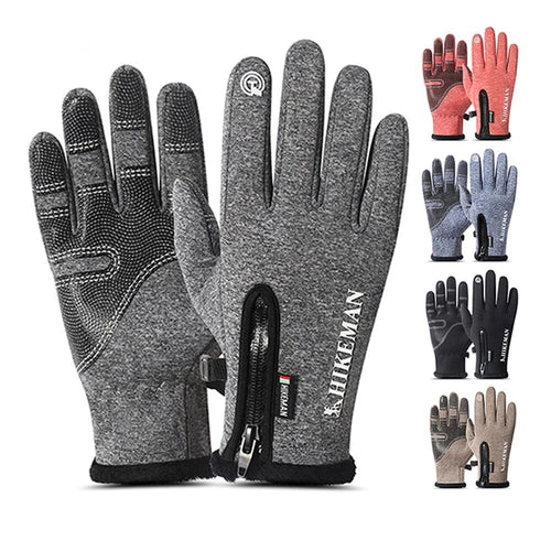 Winter Unisex Touch Screen Gloves