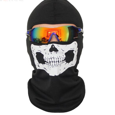 Skull Unisex Neck Face Mask