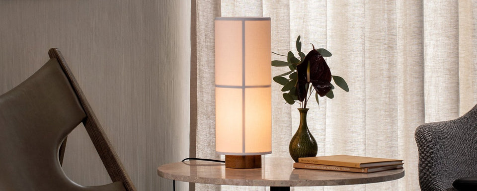 Hashira Table lamp