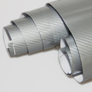 1.52x0.5Meter 5D carbon fiber vinyl film car wrap film 5D carbon fiber car sticker free shipping