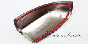 Free Shipping Chromed Side Door Mirror Cover Trim For Jeep Grand Cherokee 2014-2018