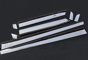 High quality ABS Chrome body side moldings side door decoration for 2012-2015 KIA Optima/K5