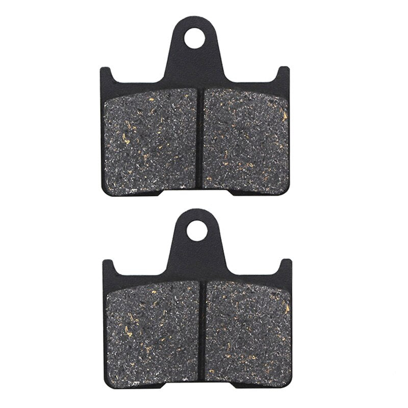 Motorcycle Rear Brake Pads for SUZUKI GSXR 600 GSXR600 K4 / K5 2004 2005 GSF 650 GSF650 Bandit Non ABS 2005 2006