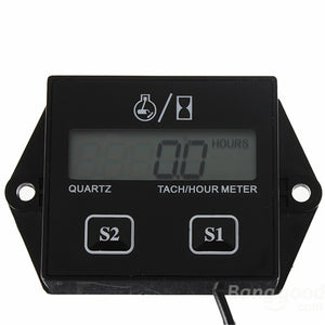 Motorcycle speed timing timers /LCD motorcycle speed timers for engine speed timers table