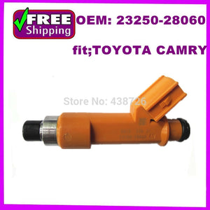 high qualtiy  23250-28060 2325028060  injector fuel injection nozzle for TOYOTA CAMRY for LEXUS HS250H