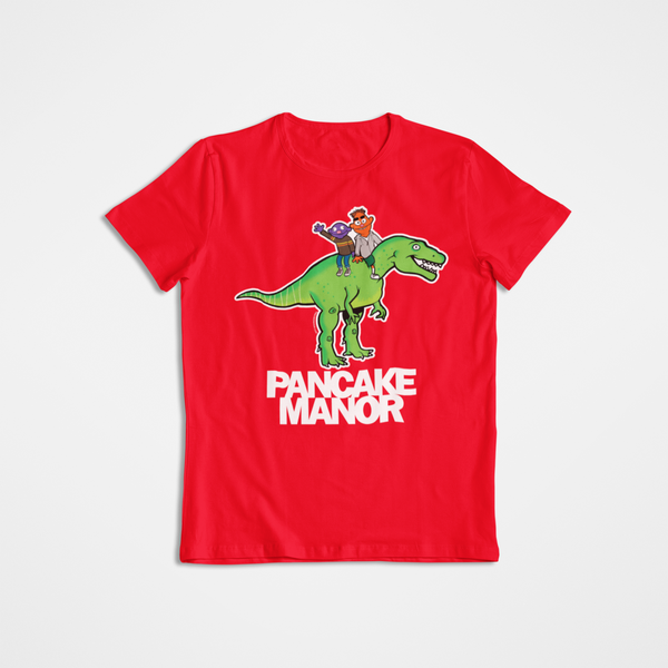 Dino Riders T-Shirt (Youth)