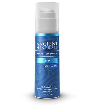 Ancient Minerals Magnesium Lotion ULTRA with MSM