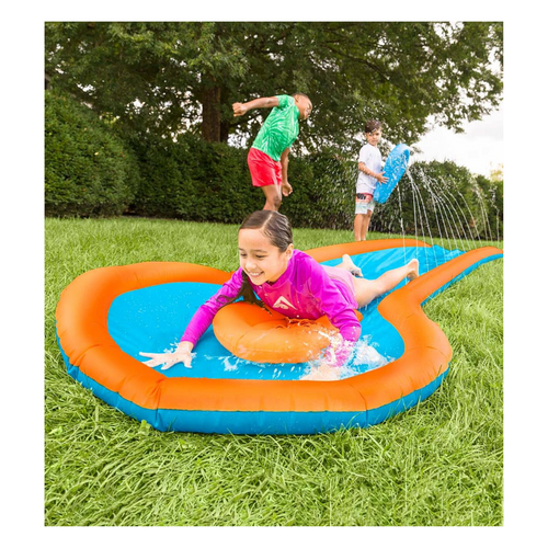 12' Inflatable Water Slide