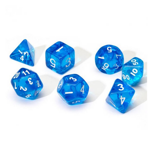 7-Set Role Playing Dice