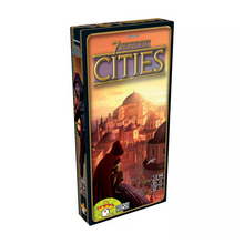 Load image into Gallery viewer, 7 Wonders Cities