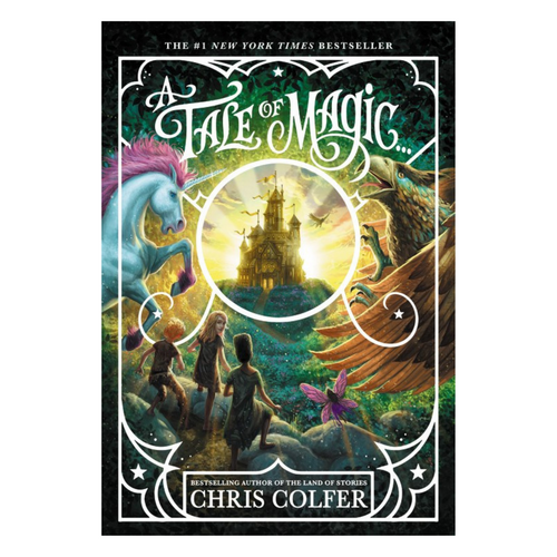 A Tale of Magic...(Paperback)